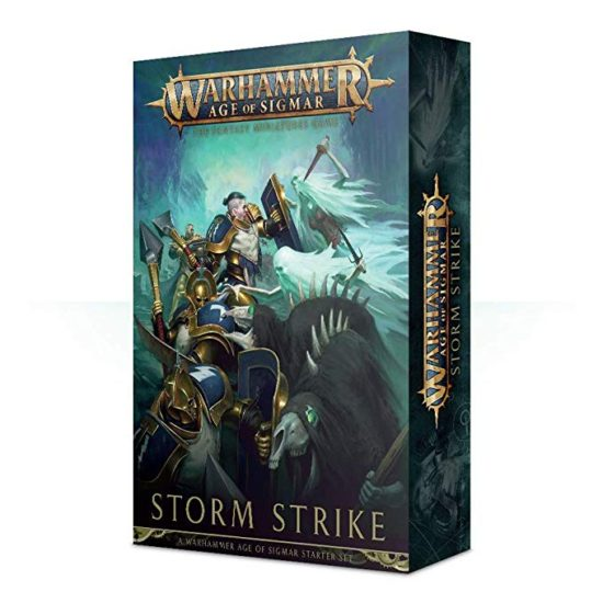 Age of Sigmar Storm Strike (ENG)